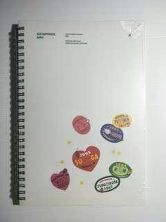 [WTS] BTS 2019 Season Greetings Diary/Planner