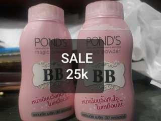 HOT!!! Ponds BB cream magic powder