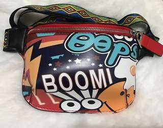 Korean fanny pack/belt bag