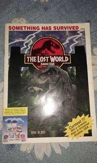 Jurassic Park The Lost World 1997