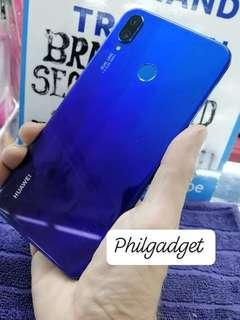 HUAWEI NOVA 3i iris purple dual ntc openline