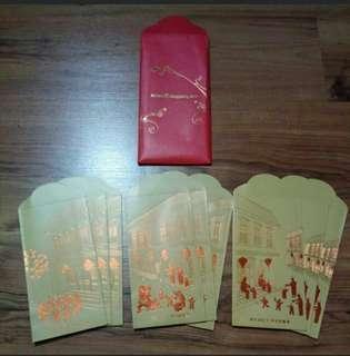 Ang Pow Ang Bao Angpow Angbao Red Packet from Hong Leong Priority Banking