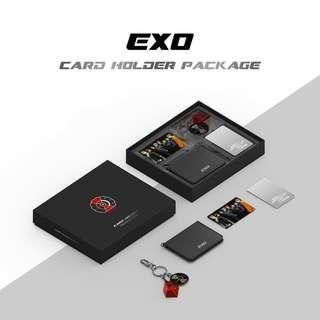 EXO – CARD HOLDER PACKAGE