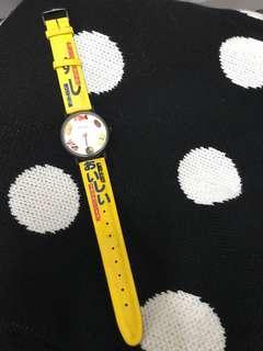 日本絕版壽司手錶