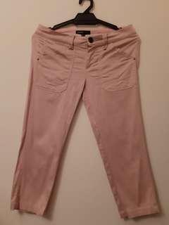 MANGO 3/4 PANTS