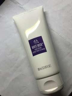 🚚 The body shop 白麝香護手霜
