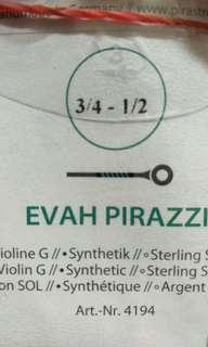 Beware of Imitation Pirastro Evah Pirazzi Strings