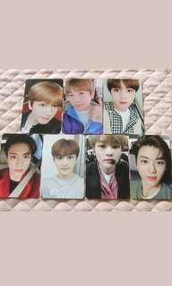 FAST PO NCT DREAM SHOW #2 6TH Photocards