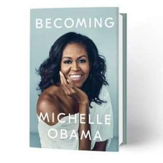 Brand New - Becoming by Michelle Obama - Hardcover