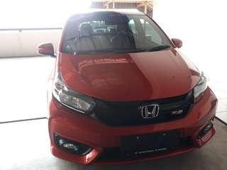 Promo Honda january Dp ringan angsuran terjangkau