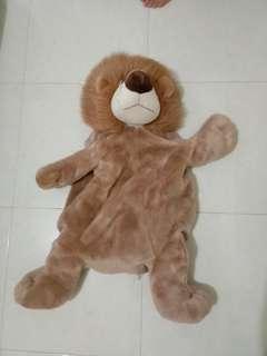 Boneka kantong singa 1 meter