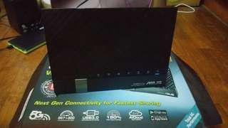 Asus RT-AC56S dual band wireless AC1200 gigabit router