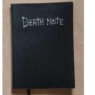 死亡筆記 Note book