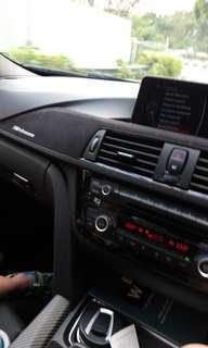 BMW F30 F31 F34 M Performance Trim