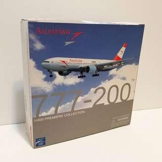 1/400 Dragon Wings Austrian 777-200 Airlines