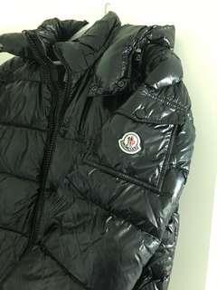 Mens Moncler Down Coat size 3