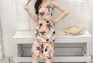 🚚 Pineapple dress