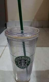 Gelas Starbucks 591 ML