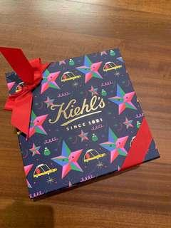Kiehl's limited edition gift box