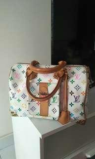 Limited edition Louis vuitton preloved