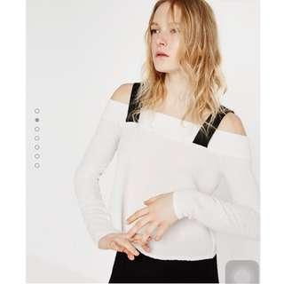 Zara Off the Shoulder