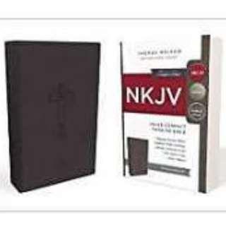NKJV Value Thinline Compact Bible