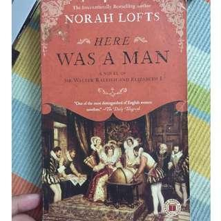 FREE DELIVERY! Here Was Man by Norah Lofts