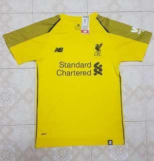 Liverpool GK jersey
