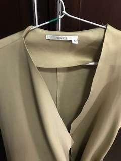 SEVREL outer in Beige