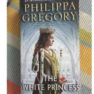 FREE DELIVERY! The White Princess by Phillippa Gregory