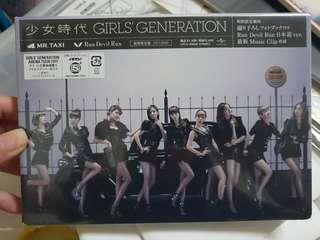 🚚 Brand new sealed SNSD Girl's Generation Mr Taxi / Run Devil Run japan version