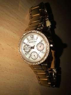 Michael Kors Watches Authentic Rose Gold