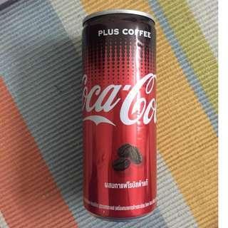 FREE DELIVERY! Thailand's PLUS COFFEE COCA COLA