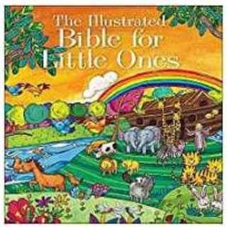 Illustrated Bible for Children (Ages 2-5)