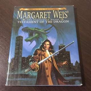 Testament of the Dragon by Margaret Weis