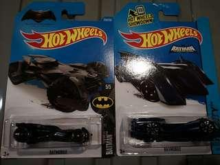 Hotwheels Batmobile Lot
