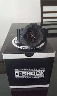 G-SHOCK 35th anneversery limited
