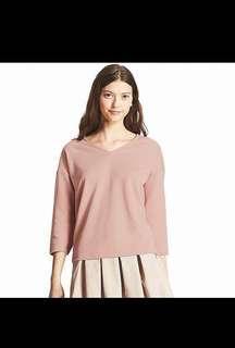 Uniqlo Top Pullover Sweatshirt
