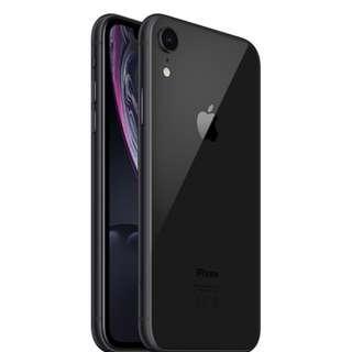 iPhone XR 128 GB brand new in box BNIB Black