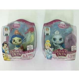 Disney Palace Pets (Muffin & Slipper) toys