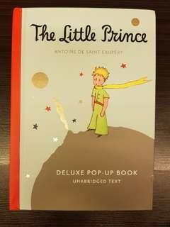 The Little Prince Deluxe Pop-Up Book, By Antoine De Saint-Exupéry
