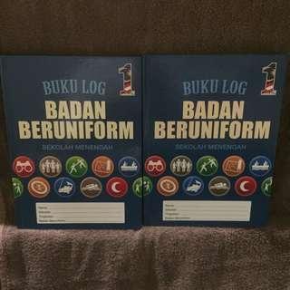BN - Buku Log Badan Beruniform