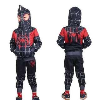 PO Spider-Man/ Spider-Gwen Jacket Set