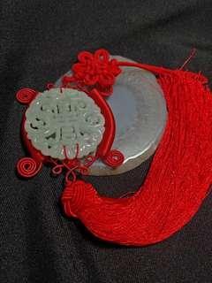⚠️挂件 GradeA Myanmar Jade