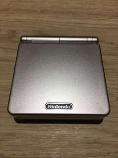 Nintendo 任天堂GAME BOY ADVANCE SP遊戲主機 任天堂電玩  任天堂零件機