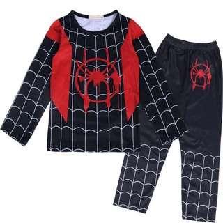 PO Spider-Man/ Spider-Gwen PJ set