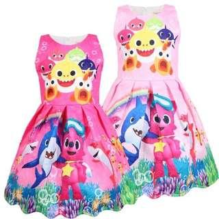 PO Baby Shark Dress