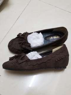 全新日本暗船踭鞋