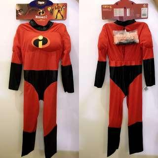 Incredibles 2 child costume