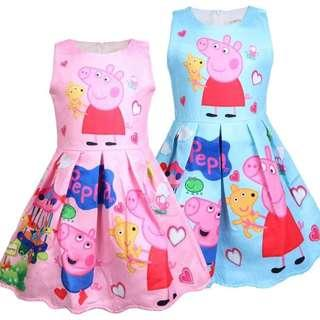 PO Peppa Pig Dress